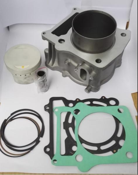 best selling HISUN Parts HS500cc HS 500 Cylinder Assy Piston Kit Rings For Hisun 500cc HS500 ATV UTV Parts High Quality NIHAO MOTOR New 2018