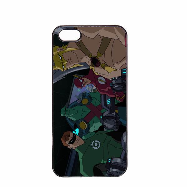 Design Justice League The Batman Phone Case For Iphone 5c 5s 6s 6plus 6splus 7 7plus Samsung Galaxy S6 S7e