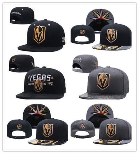 2019 Hot New Style Vegas Golden Knights Baseball Caps Rangers Snapback Hats  Sharks Hat Vancouver Hockey Hats Blues Men Women Caps From Yejianfeng3,