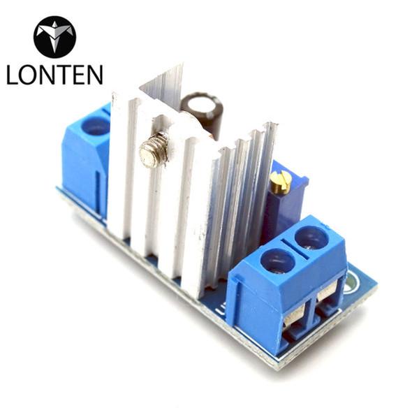 LM317 DC DC Converter Buck Step Down Circuit Board Module Linear Regulator  LM317 Adjustable Voltage Regulator Power Supply Buy My Electronics Cheap