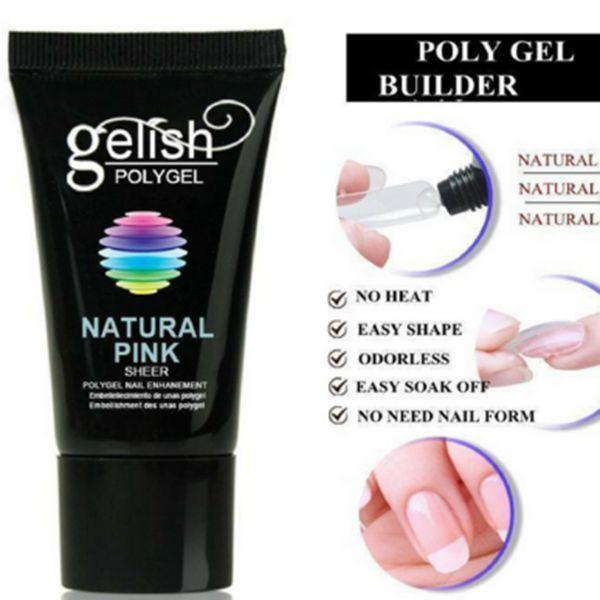 New High quality gelish nail gel Nail Polish Remover gelish Nail Art & Salon wholesale gelish harmony gel polish poly gel for builder DHL