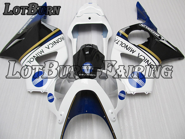 Motorcycle Fairing Kit Fit For Honda CBR900RR CBR 900 RR 954 2002 2003 02 03 Fairings kit High Quality ABS Plastic Injection Molding C211