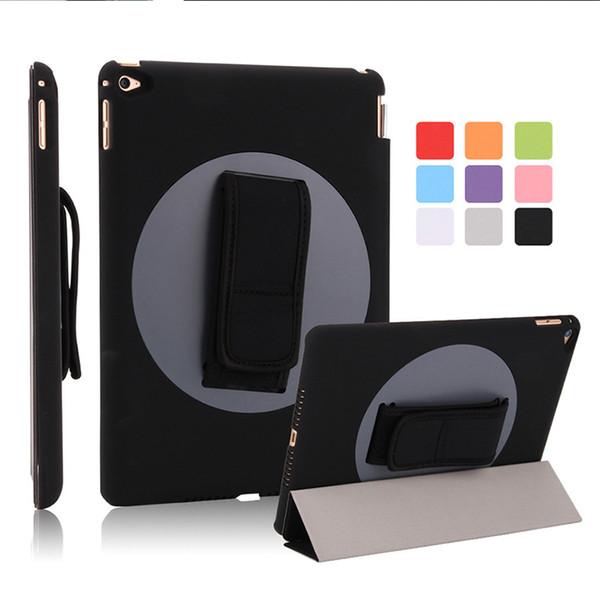 For Apple iPad 5 6 Air 2 3 4 Mini Flip Smart 360° Rotating Leather Case Hard Cover