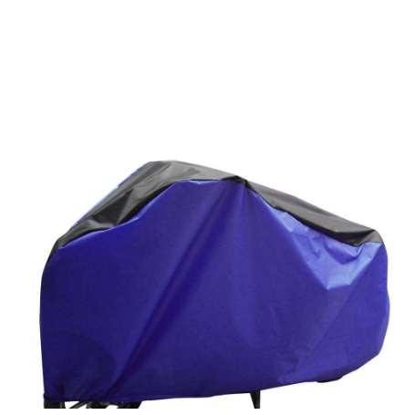 Motosiklet Bisiklet Polyester Su Geçirmez UV Koruyucu Scooter Kılıf Kapak S