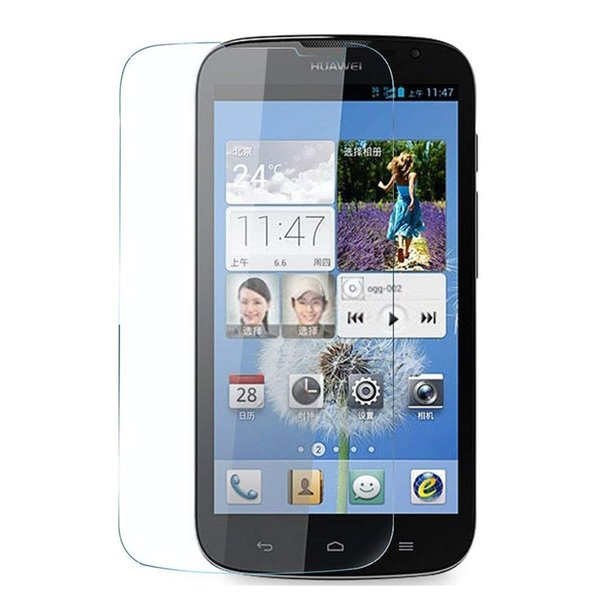 For Huawei Ascend 8815/G610 Screen Protector HD Clear anti-oil Anti-Scratch 2.5D 9H Tempered Glass Flim for Huawei Ascend 3X/G750 G6