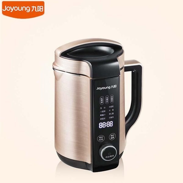 New Joyoung DJ13E-Q8 Electric Blender LED Touch Screen Household Free Filter Fully Automatic Blender 220V Double Reservation Soymilk Machine