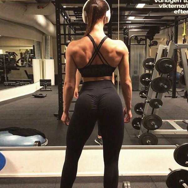 Super Sexy Hips Women Sport Yoga Leggings Pants Trousers Tights Training Running Fitness Workout Compression Pants