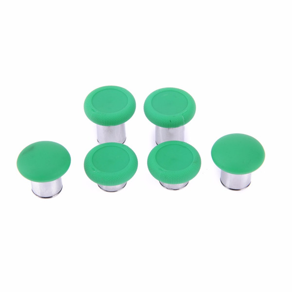 New 6pcs/lot Swap Thumb Stick Grips Analog Stick Grips for Xbox One Elite Controller Joysticks Game Accessories 3 Colors
