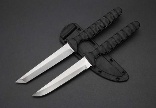 NEW COLD STEEL 20BTJ Самурайский нож с фиксированным лезвием SECURE-EX NECK SHEATH TAMPICAL CAMPING ОХОТА, ВЫЖИВАНИЕ КАРМАННЫЙ EDC РУЧНОЙ ИНСТРУМЕНТ