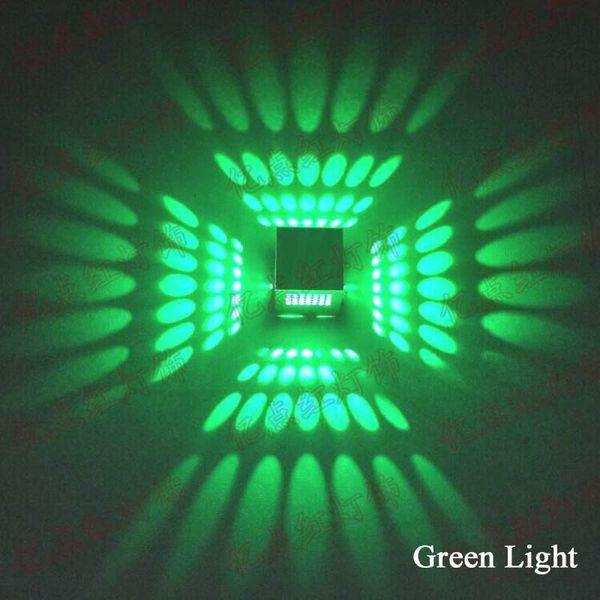 1W 녹색 불빛