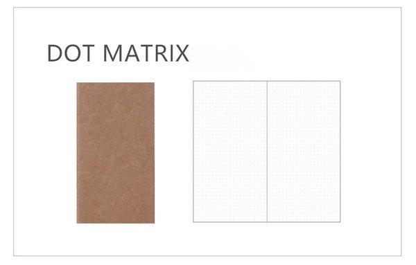 Dot Matrix 95x165mm
