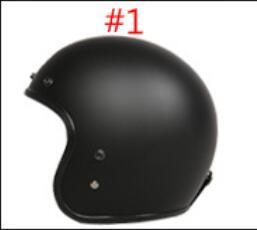 Authentic German CFR retro helmet motorcycle, half helmet half-covered Harley helmet, outdoor riding protective helmet A500, electric car he