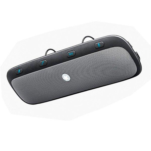Am besten TZ900 Sonnenblende Multipoint Wireless Bluetooth Freisprecheinrichtung Car Kit Speakerphone Audio Musik Lautsprecher für Smartphones