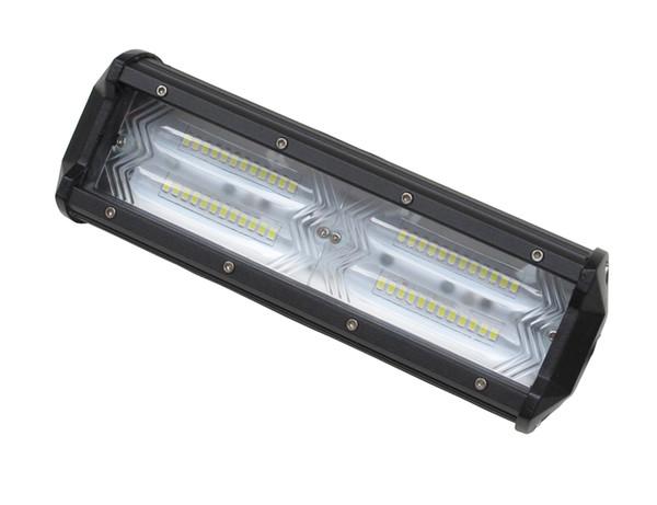 72 W 144 W 180 W LEVOU Barra de Luz de Trabalho Luz Para 4X4 Offorad Caminhões Trator SUV 4WD Barco de Emergência Nevoeiro lâmpada
