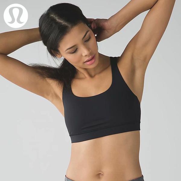 Soutien-gorge en cours d'exécution Sports Shirts Yoga Gym Gilet Push Up Fitness Tops Sexy Sous-Vêtements Lady Crop Tops Shakeproof Sangle Réglable Soutien-Gorge