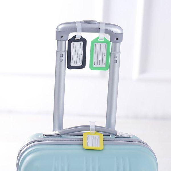 Großhandel Reisegepäck Koffer Etiketten Id Tags Visitenkartenetui Für Gepäck Gepäck Travel Identifier Von Iblazer 1 12 Auf De Dhgate Com Dhgate