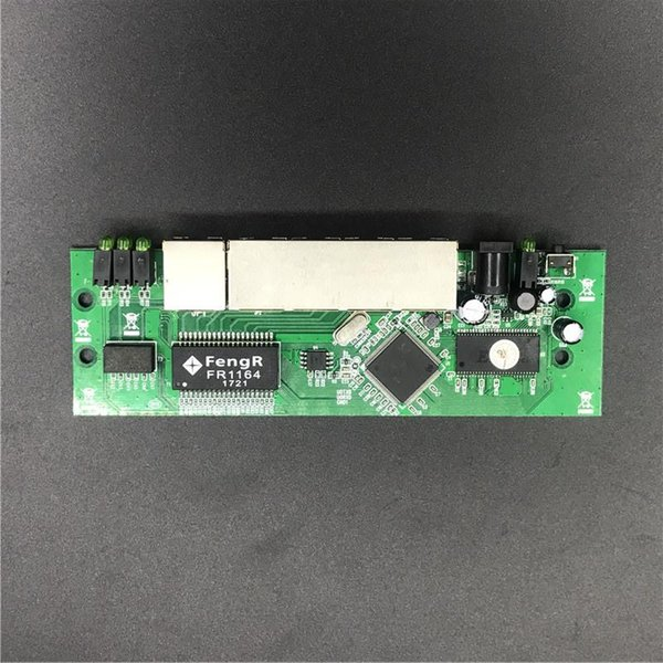 OEM 5 port router module manufacturer direct sell wired distribution box 5-port router modules OEM wired router module Motherboard
