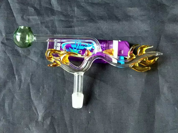 Dragon pot ,Wholesale Glass bongs Oil Water Pipes Glass Pipe Oil Rigs Smoking ,Free Shipping