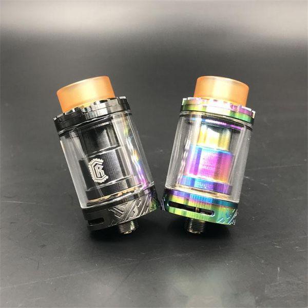 Nouveau Reload RTA Clone de haute qualité 24mm Reload RTA avec des tubes en verre de 3.5ml / 5.0ml