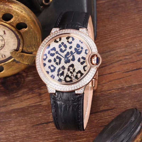 Luxury women watches rose gold montre femme women watches diamond watch stainless steel clock lady leather relogio feminino nice gift