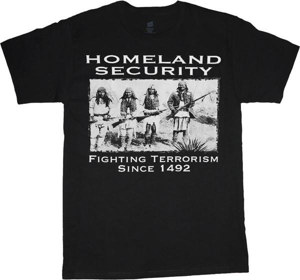 Sale - Uomo 7XL - t-shirt abbigliamento uomo indiani di sicurezza nazionale più taglie Maglietta casual ragionevole per la stagione nuova primavera estate