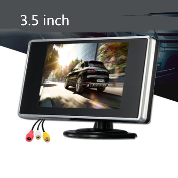 3.5 Inch Portable Color LCD TFT Car Rear View Backup Monitor Screen for Backup Camera, Car Reversing Camera,CCTV Camera And Car DVD player