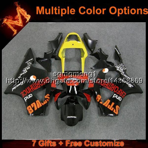 23colors + 8Gifts repsol Motorradverkleidung für HONDA CBR954RR 2002 2003 CBR 954 RR 02 03 ABS Plastikverkleidung
