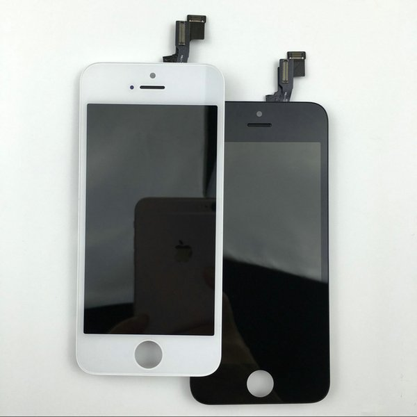 High Quality Youda LCD For iPhone 5 5C 5S LCD Replacement screen with Touch Screen Digitizer Frame Assembly