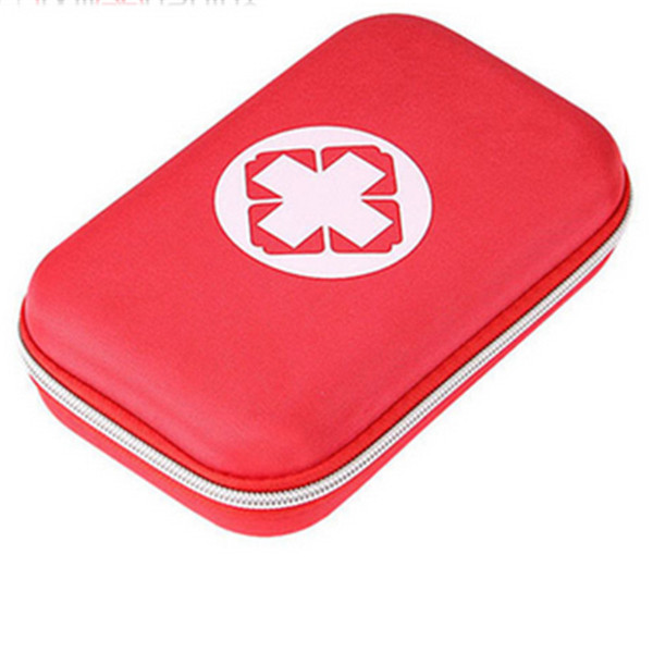 Wholesale free shipping Medicine Storage Bag Portable First Aid Emergency Medical Kit Survival Bag Travel Outdoor Camping Home Organizer