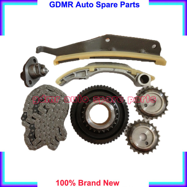 High quality Timing chain kit 4M41 4M41T ME203085 ME190552 for mitsubishi SHOGUN III Open Off-Road Vehicle pajero V68W V78W