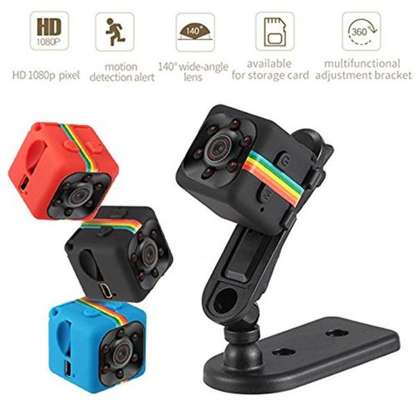 SQ11 HD 1080P Mini Kamera Nachtsicht Mini Camcorder Sport Outdoor DV Sprach Video Recorder Action Kameras