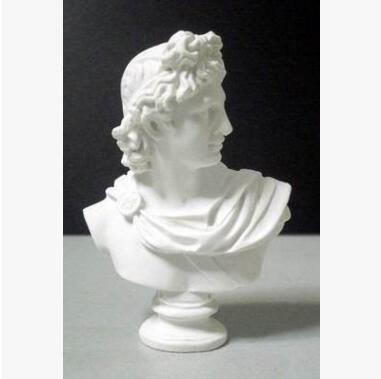 new arrival mini Apollo statue art about 7cm home decoration natural European ornaments factory outlet best gift T92