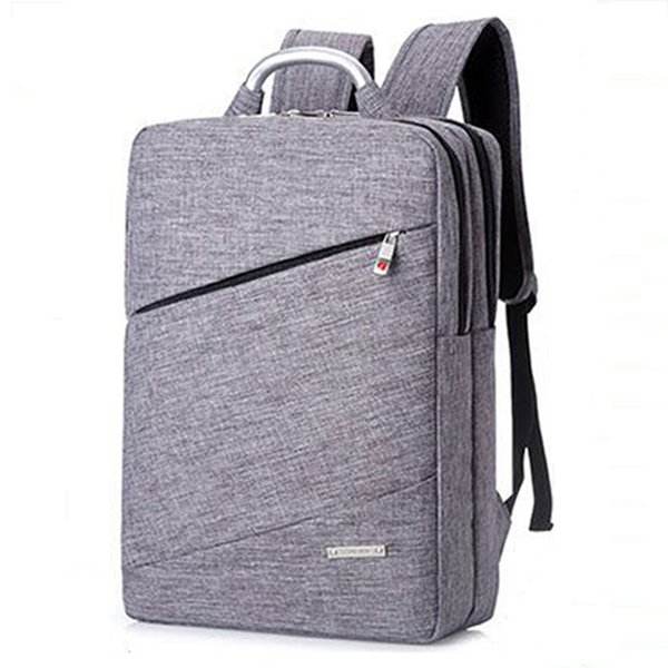 2018 Fashion men's backpack Laptop Bag 14 inch female backpack School high quality business bag women backpacks