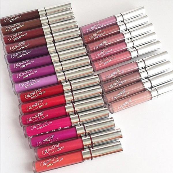 ColourPop Ultra Matte Velvety Liquid Lipstick Matte Liquid Lipgloss Lax Vice Succulent Zipper Waterproof Lip Gloss 3001053