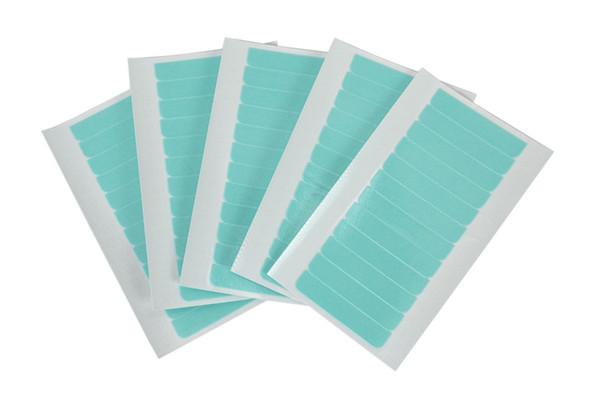 ZhiFan imperméable à l'eau de colle perruque extension de cheveux perruque sans soudure remplacer la bande de colle de perruque double bande de colle de sider pour les mollets double face