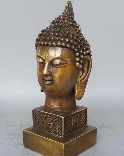 + Mağaza satan sıcak bakır Buda kafa mühür metal şehir evi güvenli ev feng shui süsler + mağaza satış sıcak bakır Buda kafa mühür