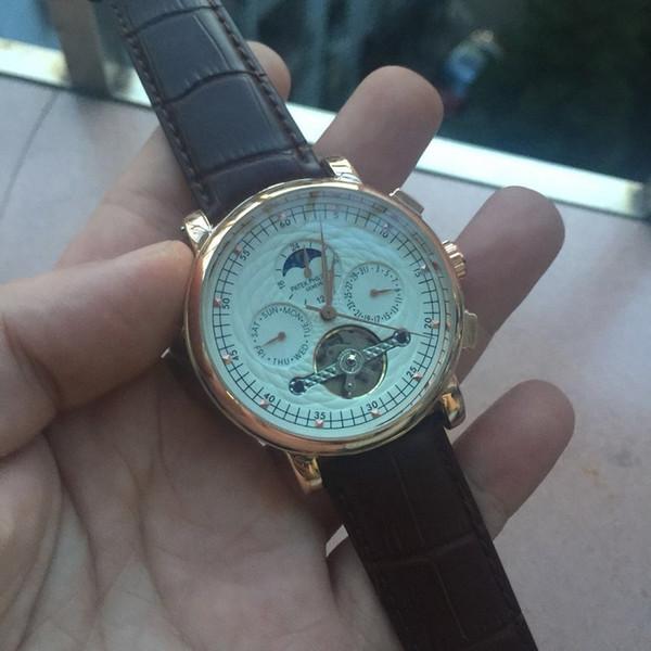2019 Nuevos relojes de los hombres suizos de auto-viento reloj mecánico masculino Relojes automáticos para hombres rejoles hombre mejor regalo