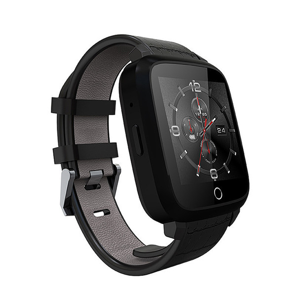 Shzons U11S 3G Smartwatch With GPS WiFi LCD Screen Camera Heart Rate Monitor Smart Watch for Android IOS Mobile Phones
