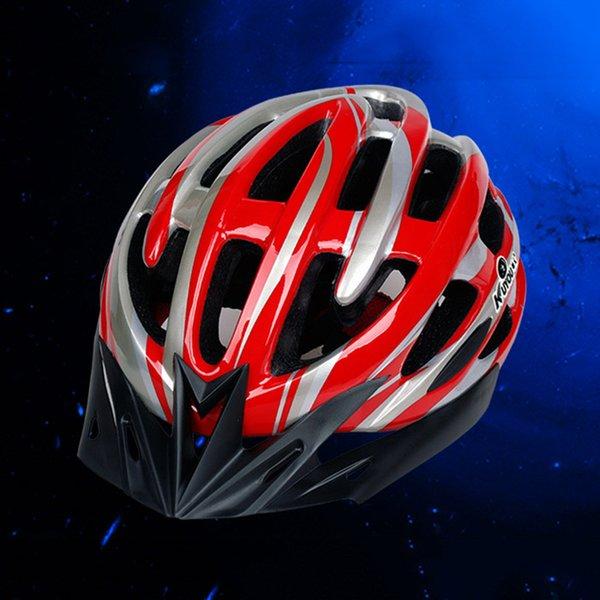LIANHUI Casco De Bicicleta De Carretera Y Monta/ña Ultraligero Visera Solar Estable Y Resistente A Impactos con Certificaci/ón CE con Luz Trasera Y Gafas Extra/íbles