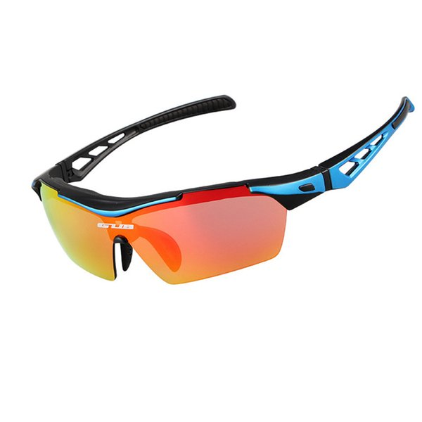 2018 New 3 Lens Polarized Cycling glasses Men Outdoor Sport Bike Glasses Bicycle Sunglasses Cycling Eyewear