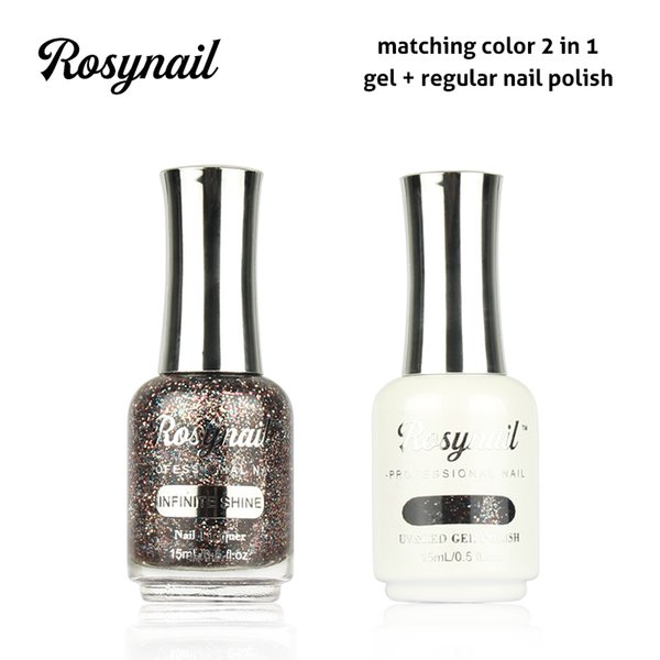 wholesale global uv gel clear gel professional cheap gel and nail polish 6 9 matching colors