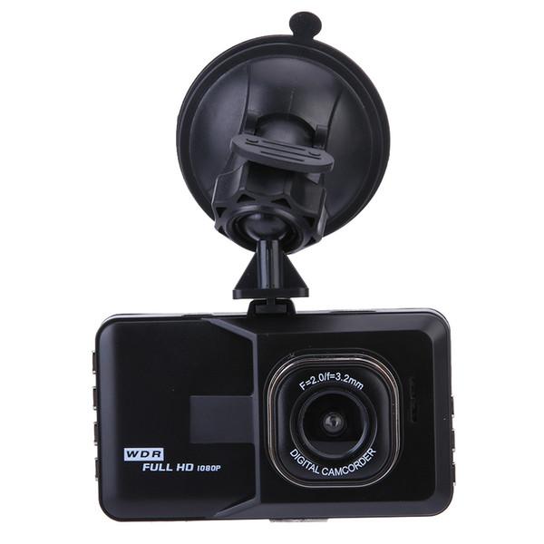 Macchina fotografica dell'automobile di DVR della macchina fotografica del cammeo di visione notturna di D-Cam della macchina fotografica del registratore di parcheggio della macchina fotografica del registratore 1080P Full HD dell'automobile da 3,0 pollici