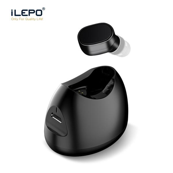 Cuffia senza fili Bluetooth Cuffie auricolari Mini ufficio aziendale Auricolare bluetooth auricolare invisibile in-ear per telefoni cellulari