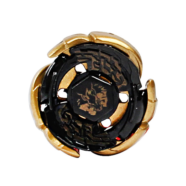 top popular 2017 Hot GOLD Galaxy Pegasus Pegasis Black Hole Sun Ver Beyblade Metal Masters without Launcher Have Box 2019