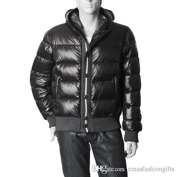 Neue mode winter daunenjacke marke designer parka männer warme kleidung kapuzenjacken es für mann anorak outdoor mäntel