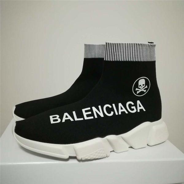 luxury socks shoes speed trainer designer sneakers running shoes fashion brand sock boosts runners women sports shoe luxury shoes eur36 45 vegan shoes  cr7 footwear
