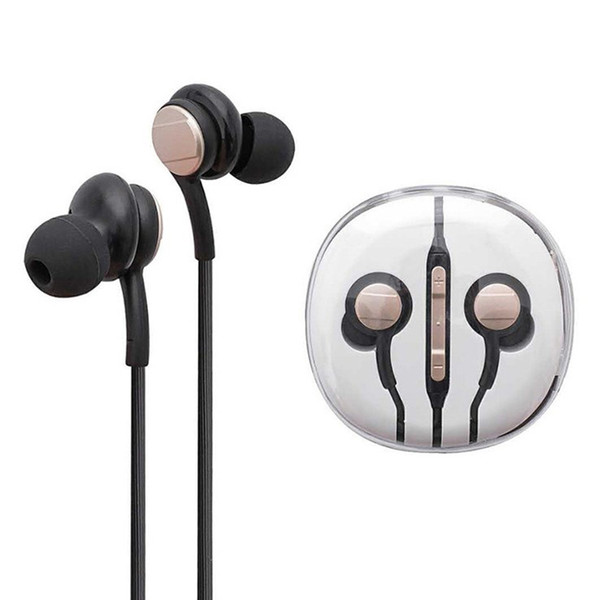 best selling Stereo Headsets Low Bass Good Quality 3.5mm Inear Headphones With Voice Control and Build-in Mic Multi colors