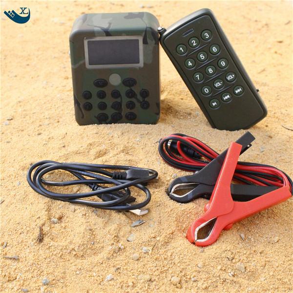 Outdoor Hunting Decoy Speaker Device 200 Bird Sound Player 50W Mp3 Bird Caller Bird Caller Mp3 With Remote Control