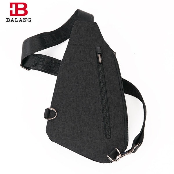 Men/'s Oxford Casual Crossbody Shoulder Bag Chest Waist Handbag Travel Pack Purse