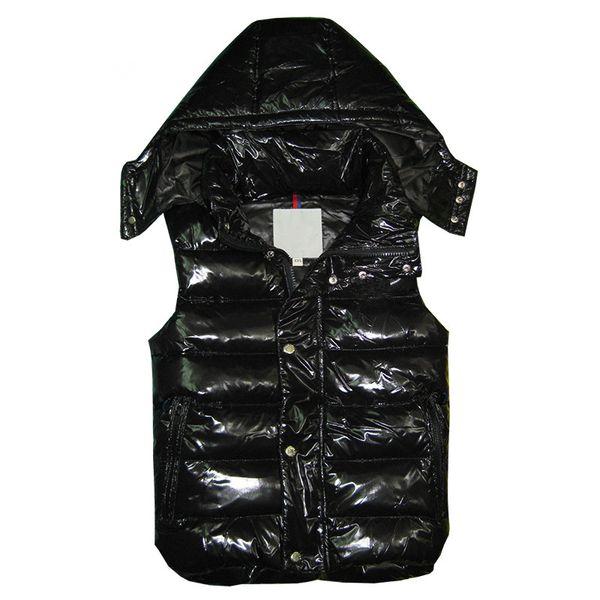 Новый дизайнер бренд мужчины и женщины зима вниз жилет классический перо weskit куртки Женские повседневные жилеты пальто наружная одежда плюс размер: XS-XXXXL